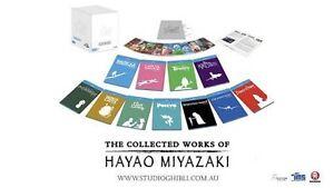Collected Works of Hayao Miyazaki (Blu-Ray) Bondi Eastern Suburbs Preview