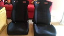 Up for sale Drift bucket seat Pair cheap !! Summer Hill Ashfield Area Preview