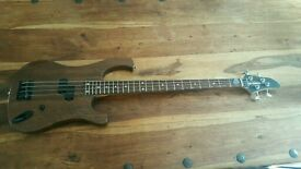 Custom Yamaha Bass. Swap Amp