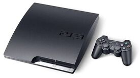 Ps3 console and controllor