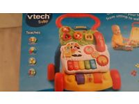 BRAND NEW Vtech First Steps Baby Walker.