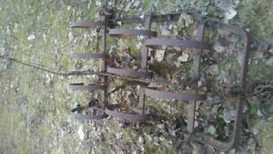 spring tine cultivator (5ft wide)