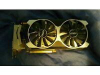 Nvidia GTX 960 MSI