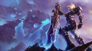 League of legends account Must have all CS skins including riven! Preston Darebin Area Preview