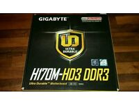 Gigabyte H170m HD3 Motherboard