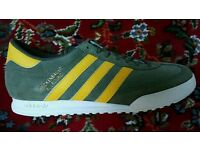 Adidas beckenbaur trainers.