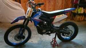 2007 Daymak 250cc Dirt Bike For Sale!!!