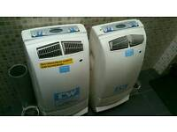 ( Ice Cold ) 3 in 1 Commercial 12000 btu Air Condition Unit with Hose pipe ( Home / Shop / Office )