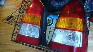 REAR LIGHTS FOR 2002 MAZDA TRIBON WITH BULBS----
