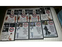 8 x BEAT-CLUB REBROADCASTS - BOOTLEG DVDS