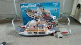 Playmobil ferry