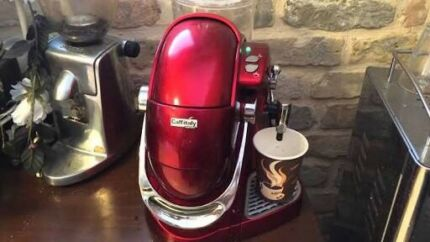 Caffitaly coffee machine