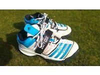 Adidas 22yd cricket bowling shoes uk 7