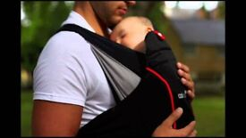 Caboo DX baby carrier - Rrp £85