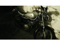 Ybr custom 125cc