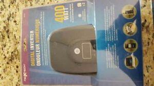 Nexxtech Digital Inverter 400 Watt Multi-Outlet