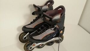 roller blade K2 XCELERATE - femme taille 8.5  ( roues 80mm)