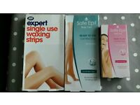NEW packets of Waxing strips