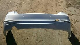 BMW 3 SERIES F30 M/SPORT PDC HOLES REAR BUMPER