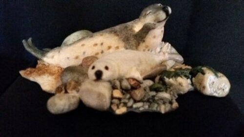 Sherratt & Simpson Seal & Pup