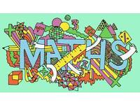 Experienced maths tutor specialising in A Level
