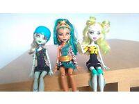 ***Monster High Dolls***