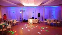 Professional DJ - early bird specials - live music available