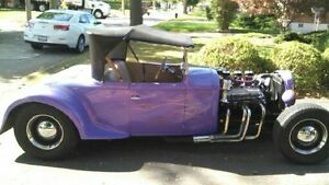 1930 Model A roadster relisted because of deadbeat