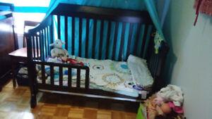 Ensemble meuble chambre de bébé (4 en 1)