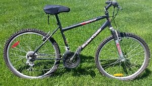 used SuperCycle 2100S 21 speed mountain bike