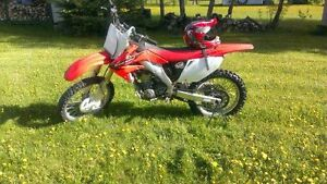 2009 CRF230F - Best starter bike on kijiji