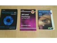 As level psychology books