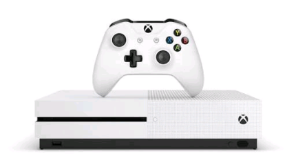 Xbox One S 500gb w/ Forza 7 & Doom