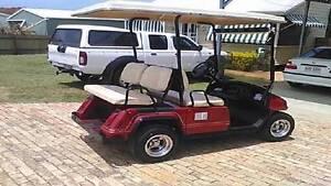 Golf Cart 4 seater Bundaberg Central Bundaberg City Preview