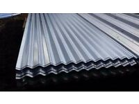 Sheets Corrugated 8ft x 2ft cover free delivery