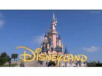 Disneyland Paris Tickets for Sale
