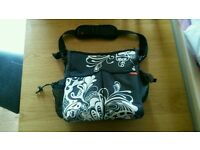 Skip Hop Nappy Bag with changing mat