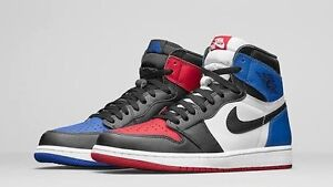 AIR JORDAN 1 TOP THREE DS SIZE 10 Carlton Melbourne City Preview