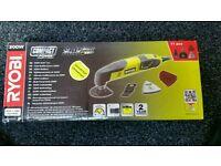 Ryobi multi tool 200v brand new (dewalt makita hilti milwaukee bosch)