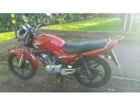 Yamaha Ybr 125 09
