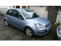 Ford fiesta 1.6 AUTOMATIC 49k miles only!