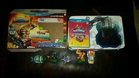 Boxed Wii/Wii U Skylanders Bundle