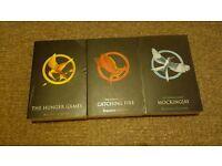 Hunger games books