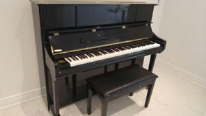 Hoffman & Kuhne Upright Piano