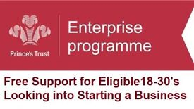 FREE Professional Self-Employment 4 day course PRINCES TRUST BRISTOL JULY 18th