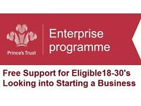 FREE Professional Self-Employment 4 day course PRINCES TRUST BRISTOL JULY 31st