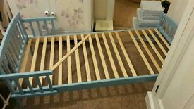 Kiddicare Toddler Bed