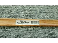 Laminate flooring scotia/ beading DARK PINE