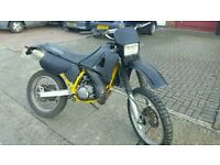 Yamaha dt 125 1989