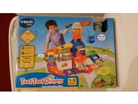BRAND NEW VTech Toot-Toot Drivers Construction Site Play Set - Interactive Play For Kids.